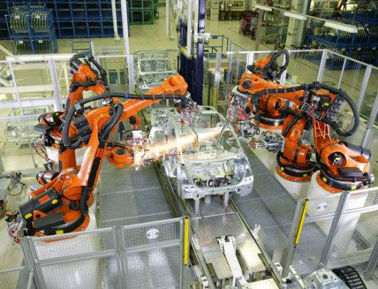 From The Perspective Of The Growth Of Industrial Robots To See The Manufacturing Industry Moving Up To The High-end