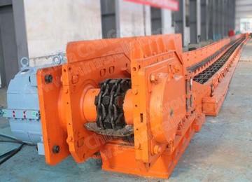 SGD-280/11 Coal Mine Transport Scraper Conveyor