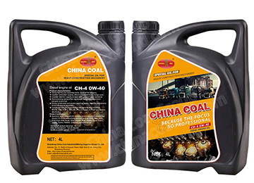 High Performance Synthetic Lubricants CH-4 0W-40 Diesel Engine Oil