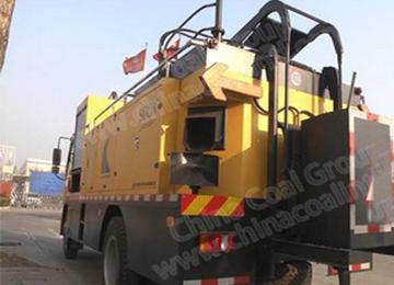 SDZ5147TXBE Asphalt Pavement Repair Vehicle