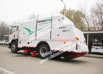 SDZ5168TSL Road Sweeper Truck
