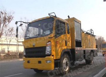 Road Repair Pavement Maintenance Truck
