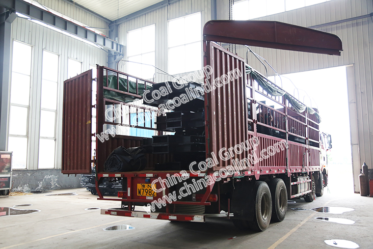 China Coal Group Sent A Batch Of Mining Flatbed Cars To Liupanshui City Guizhou Province