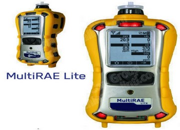 RAE Systems Honeywell Multi RAE Lite