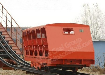XRC Type Inclined Shaft Vehicle/Inclined Shaft Man Car