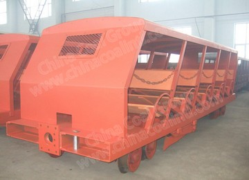 XRC10 Type Coal Mine Inclined Shaft Man Car