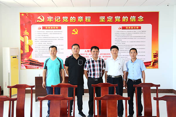 Warmly Welcome Shandong Engineering Design Co., Ltd. Beijing Institute Of Design Dean Wang Dean And His Delegation To Visit China Coal Group