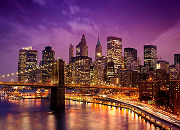 Internet of Things Helps LED City Landscape Lighting Develop Rapidly