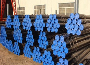 DIN EN Carbon Seamless Steel Pipe / High Precision Smooth Seamless Steel Pipe