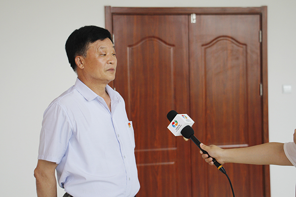 Warmly Welcome The Reporters Of Jining High-Tech Zone TV Station To Report On The China Coal Party Committee