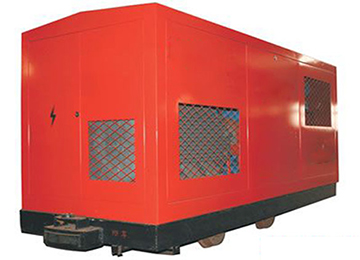 Professional Design Mobile Gas Drainage Pumping Station