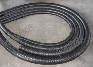 Mine Use Gas Drainage Hose Suction And Discharge Gas Hos