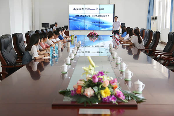 China Coal Group Organized Training  Activities For Internship Staff