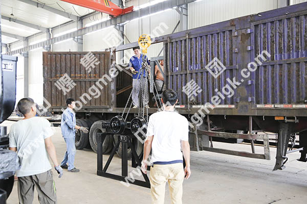 China Coal Group Sent A Batch Of Mining Equipment To Jincheng City, Shanxi Province