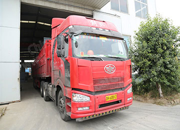 China Coal Group Sent A Batch Of Fixed Mining Car To Shanxi Province