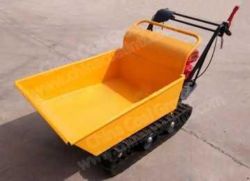 Paddy Field Crawler Transport Vehicle