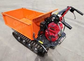 Mining Small Crawler Transport Vehicle