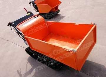 Self-propelled Crawler Transporter