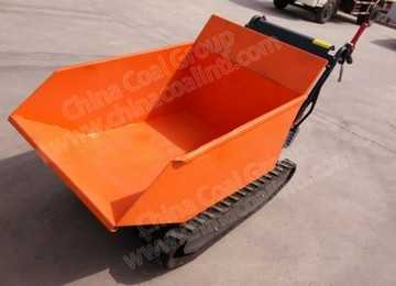 Construction Use Small Crawler Transport Vehicle