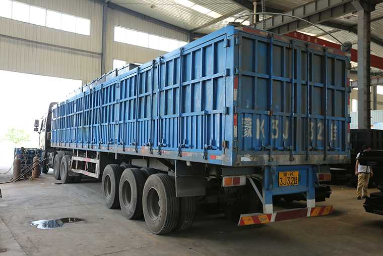 China Coal Group Sent A Batch Of Fixed Mine Cars To Shanxi Yizhou