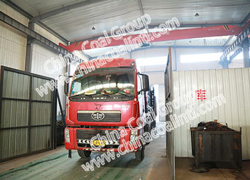China Coal Group Sent A Batch Of Hydraulic Props To Shanxi Province