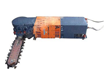 MJLB15-H28 Ultra-Thin Chain Coal Cutter (Water-Cooled Type)