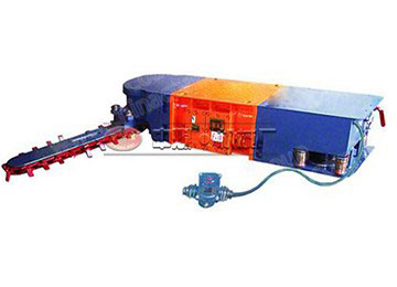 MJ50 Chain Coal Cutting Machine Coal Cutter
