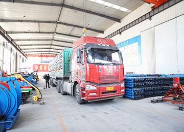 China Coal Group Sent A Batch Of Single Hydraulic Props To Heilongjiang Province