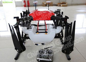 10 Kg Pesticide Agriculture Spraying Drone
