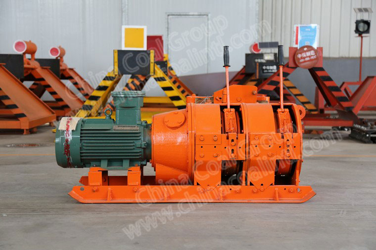 2JP(B)-15 Explosion-proof Scraper Winch