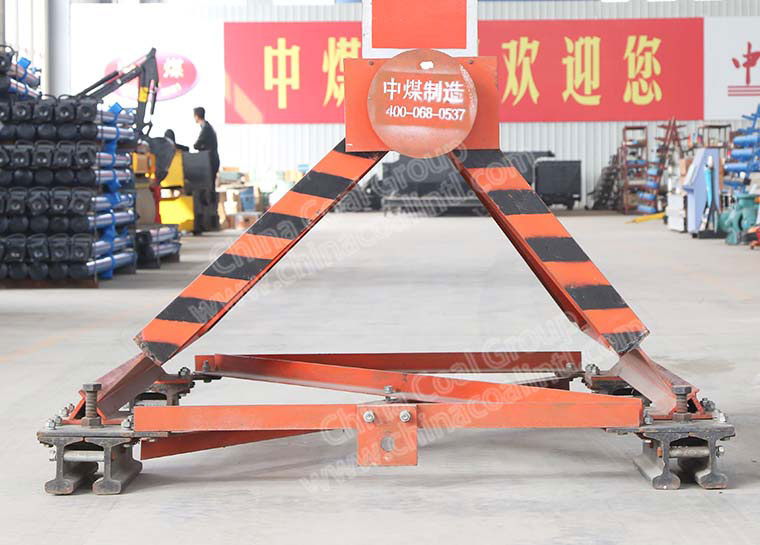 CDH-Y Railway Hydraulic Sliding Buffer Stop