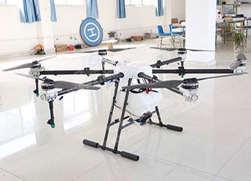 15kg Payload Uav Drone Crop Agriculture Sprayer For Agriculture Spraying