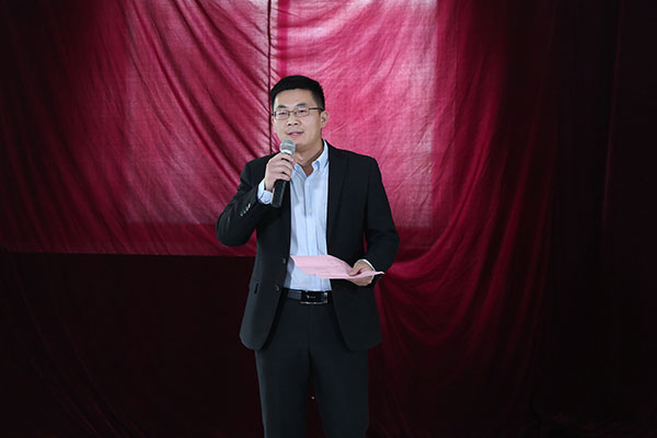China Coal Group Held A Celebration Of May Day International Labor Day Mean Theatrical Performance