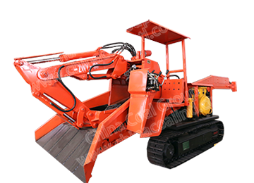 ZWY-150/45L Mining Crawler Mucking Rock Loader