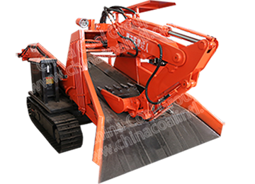 ZWY-120/55LTunnel Mining Crawler Muck Shovel Loader