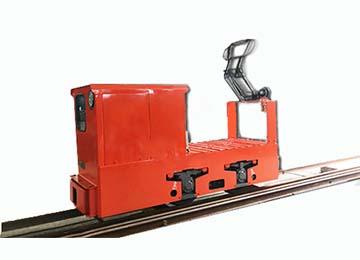 CJY 3Ton Coal Mine Electric Locomotive with Overhead Line