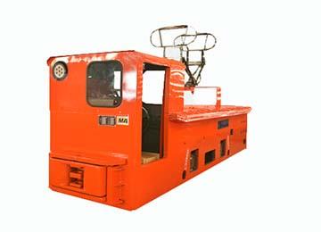 CJY 6 Ton Underground Mining Trolley Locomotive
