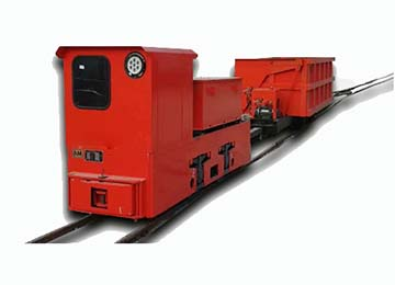 CTY5/6,7,9G 5 Ton Electric Battery Locomotive