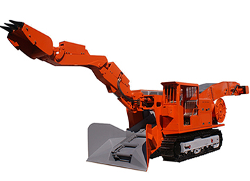 ZWY-160 Mining Excavation Loader