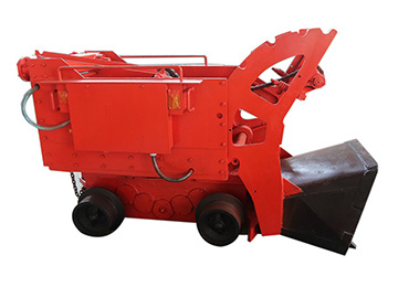 Z-20W Tunnel Electric Rock Shovel Loader
