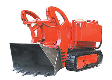 ZQ-26 Pneumatic Mucker Rocker Shovel