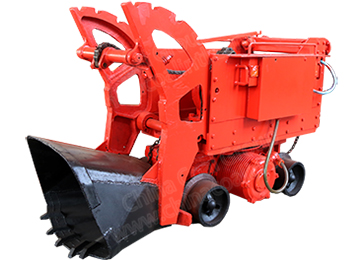 Z-30 Tunnel Mucking Machine