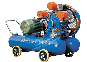 CCSZ Belt-Driven Piston Air Compressor