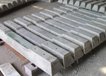 High Stability Railway New Cement Sleeper