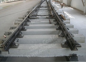 Low Damage Rate 1.2 M Concrete Sleeper