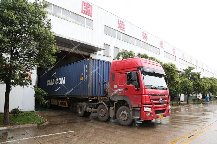 China Coal Group International Trading Company Exporte Mining Equipment To Colombia Via Qingdao Port