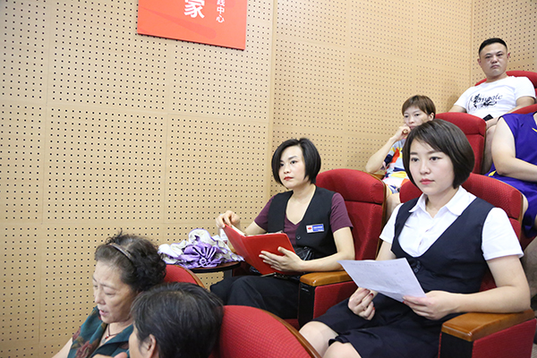 China Coal Group Organized Employees To Participate In Jining City Women'S Federation Family Education Lecture Hall