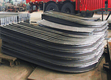 25U Shaped Mining Steel Support