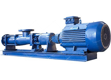 G Screw Mud Pump