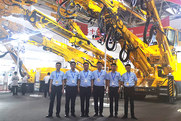China Coal Group Participated In BICES 2019 Beijing Exhibition